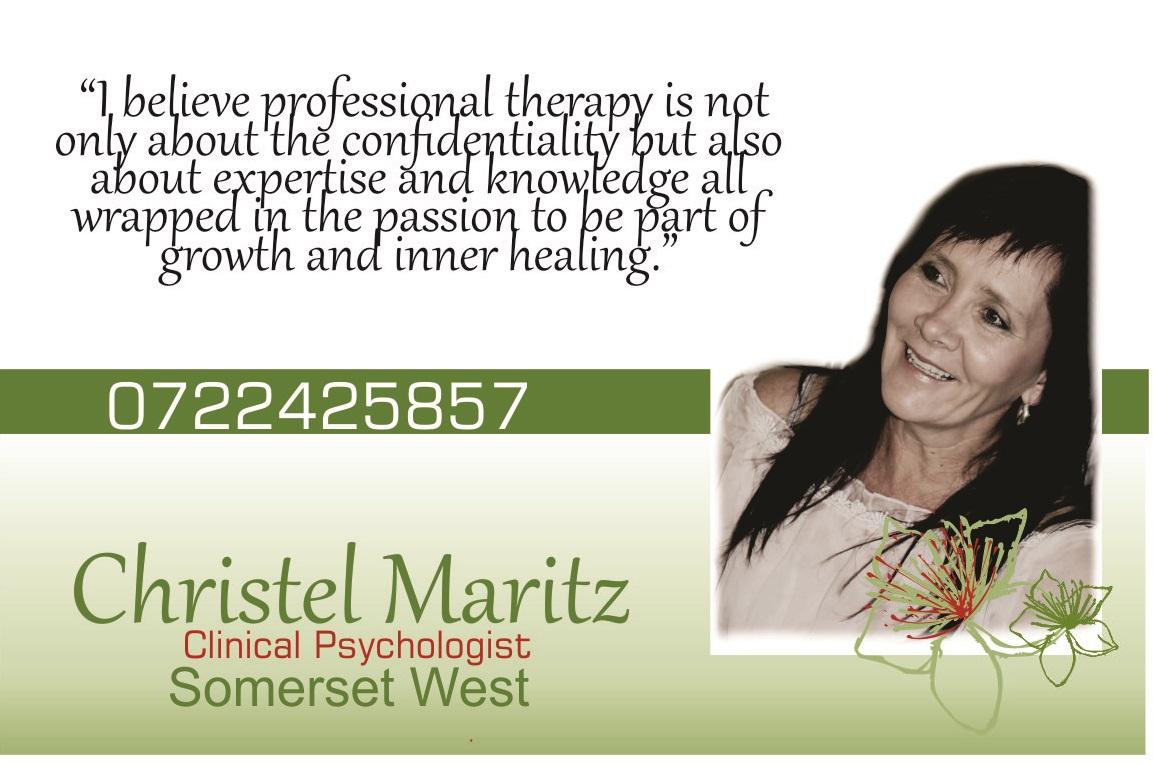 Christel Maritz Facebook Banner