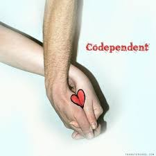 What is being co-dependent and how do I know if I am?